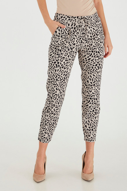 Rizetta Bottoms by b.young   Animal Print