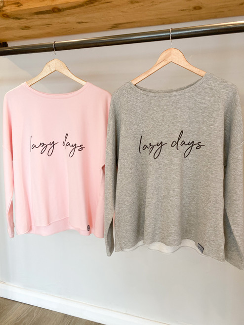 The Lazy Days Sweater
