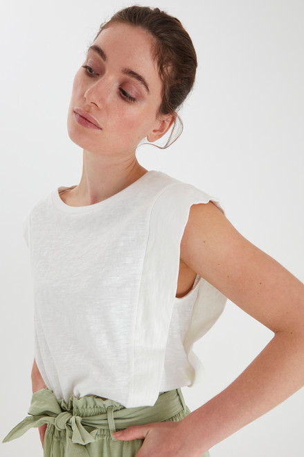 Tella Sleeveless Top by b.young