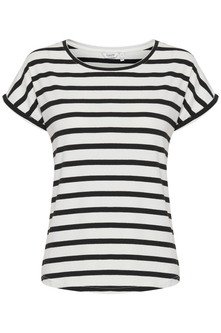 The Lila Striped T-Shirt by b.young