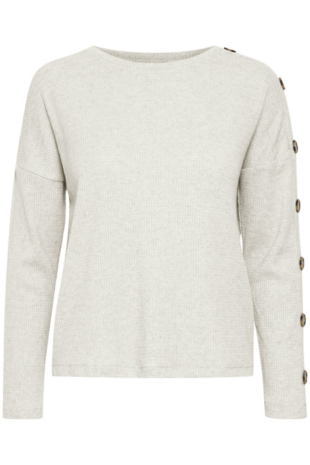 Sanna Knitted Pullover by b.young | Birch