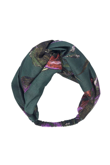 One Hundred Stars Marianne North Indian Lily Headband