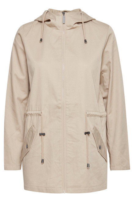 The Summer Jacket by Fransa   Oxford Tan