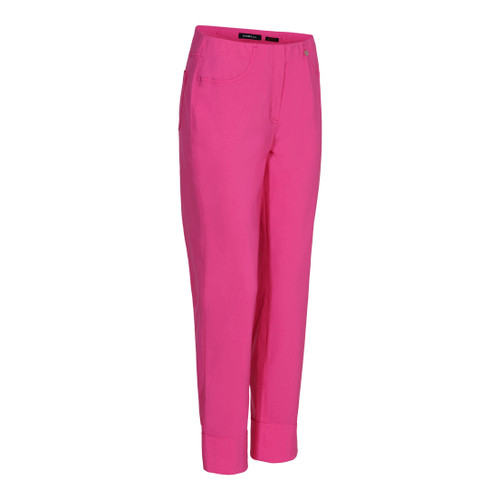 Marie Crop Trousers | Pink 431