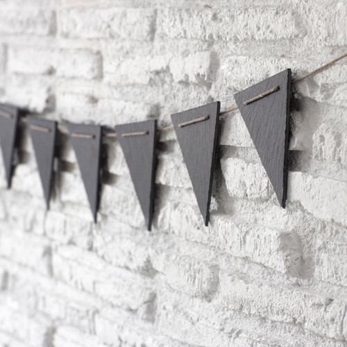 *IN-STORE COLLECTION ONLY* Slate Bunting
