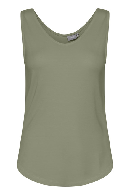Rexima Tank Top by. b.young   Sea Green