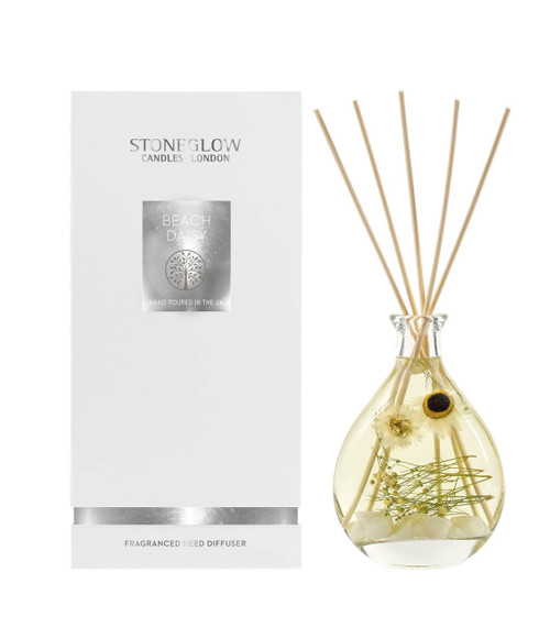 Stoneglow Natures Gift Beach Daisy - Reed Diffuser 180ml