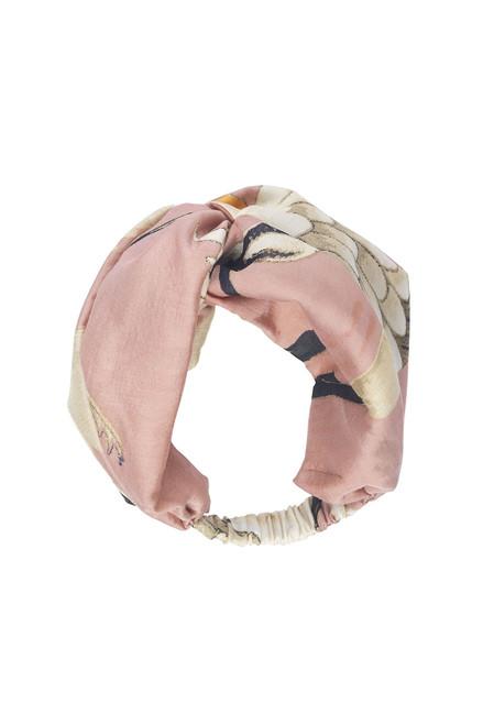 One Hundred Stars Stork Plaster Pink Headband
