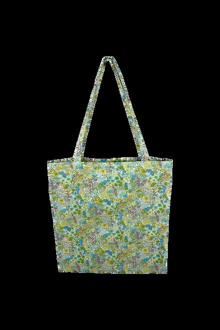 The Lulu Cotton Shopper | Botanical Apple