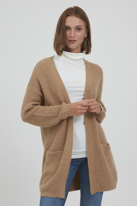 The Olympia Cardigan by b.young | Tannin