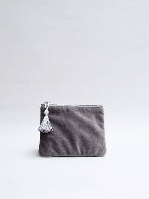 The Annie Small Purse by Chalk | Charcoal