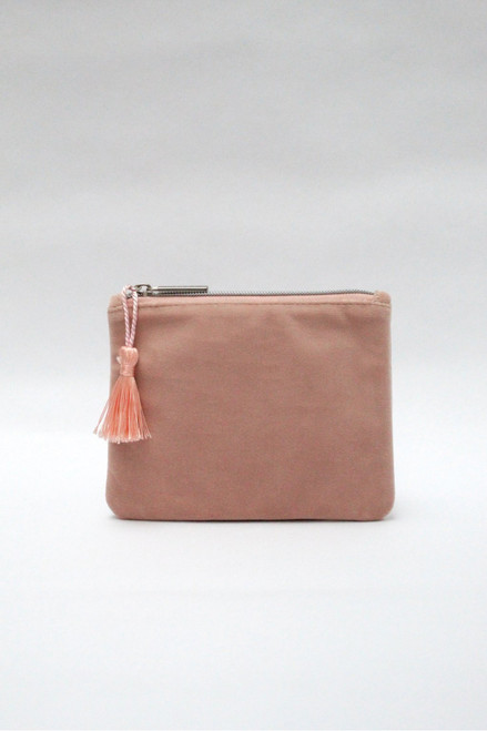 The Annie Small Purse by Chalk | Dusky Pink