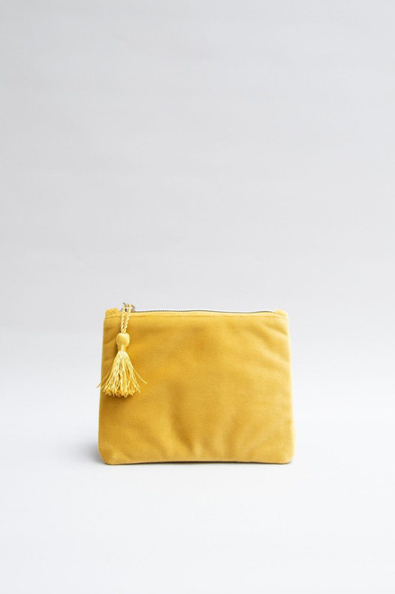 The Annie Small Purse by Chalk | Mustard