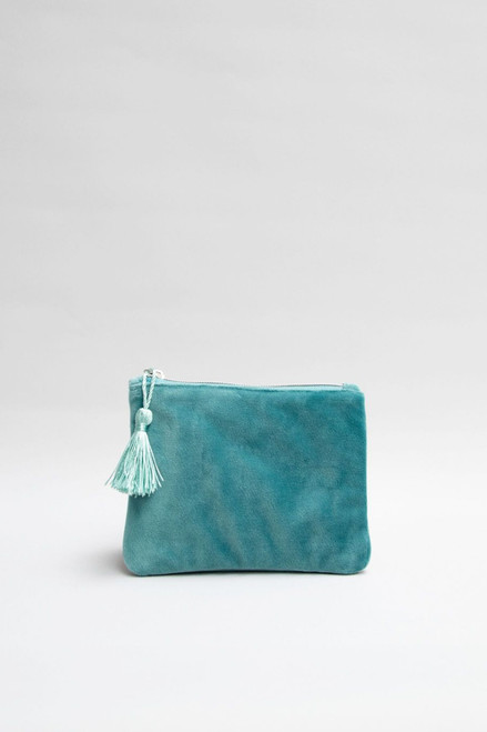 The Annie Small Purse by Chalk | Teal