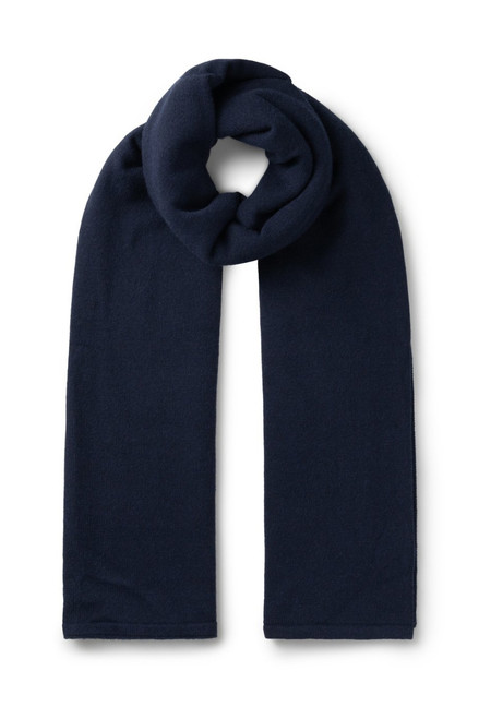 The Suzy Scarf by Chalk | Navy