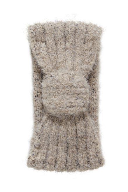 The Beda Knitted Heaband by Ichi