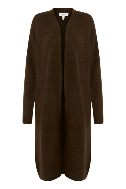 The Mirelle Long Cardigan by b.young | Jave Melange