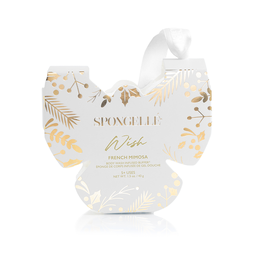 Wish | Butterfly Holiday Ornament