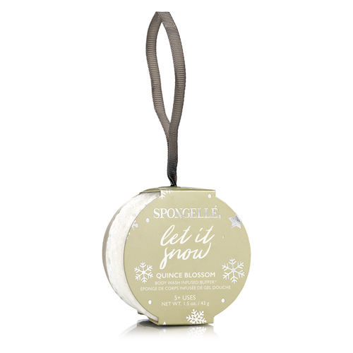 Let It Snow| Holiday Ornament