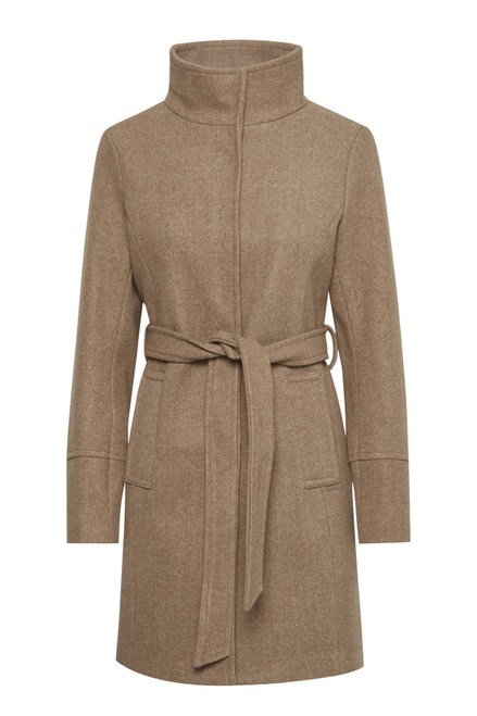 The Cilia Coat by b.young | Tannin