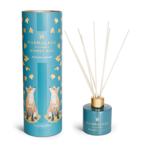 Marmalade of London & Mosney Mill Autumn Leaves Reed Diffuser