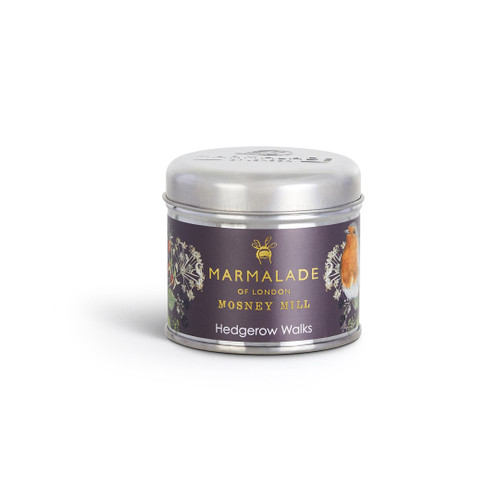 Marmalade of London & Mosney Mill Hedgerow Walks Large Candle