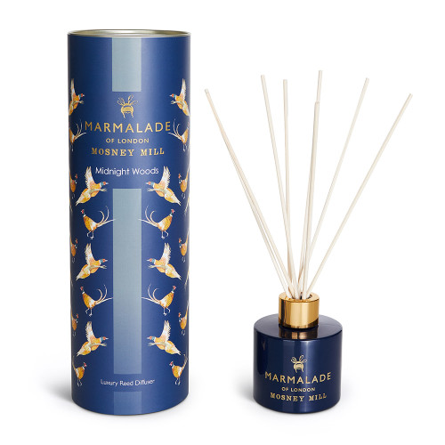 Marmalade of London & Mosney Mill Midnight Woods Reed Diffuser