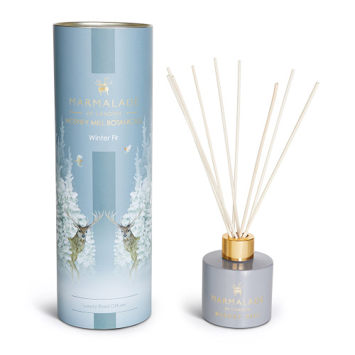 Marmalade of London & Mosney Mill Winter Fir Reed Diffuser