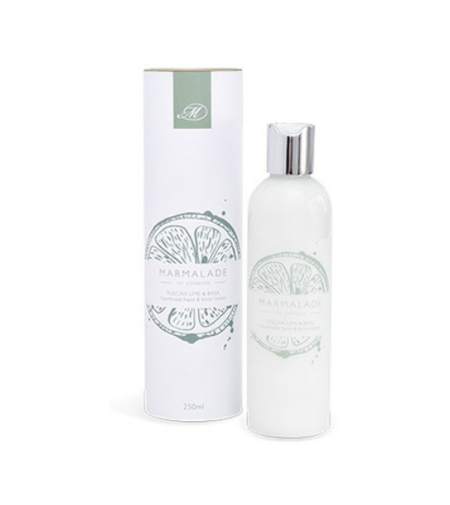 Marmalade of London Tuscan Lime & Basil Hand & Body Lotion