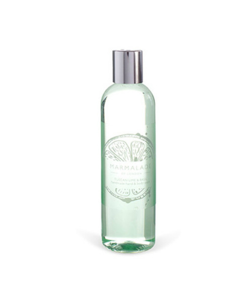 Marmalade of London Tuscan Lime and Basil Hand & Body Wash
