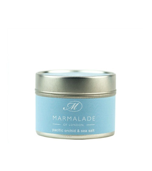 Marmalade of London Pacific Orchid & Sea Salt Small Candle