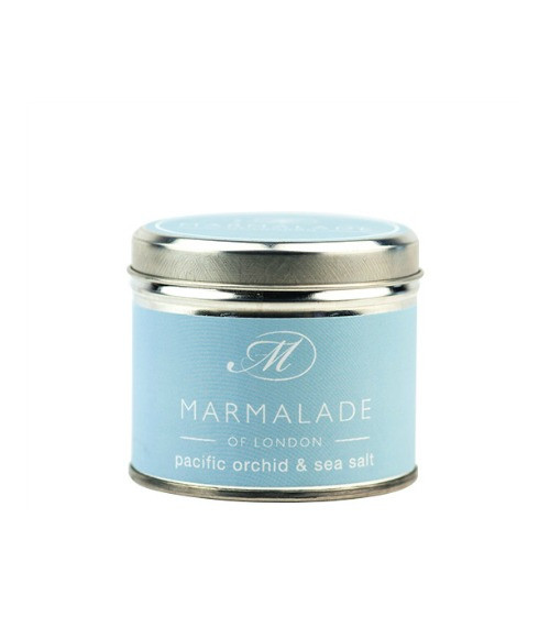 Marmalade of London Pacific Orchid & Sea Salt Large Candle