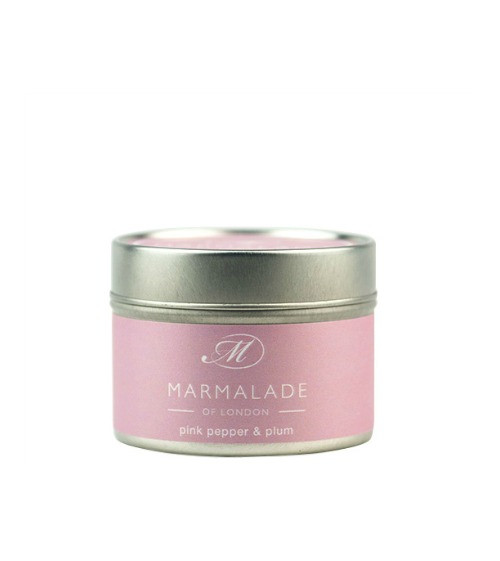 Marmalade of London Pink Pepper & Plum Small Candle