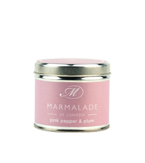 Marmalade of London Pink Pepper & Plum Large Candle