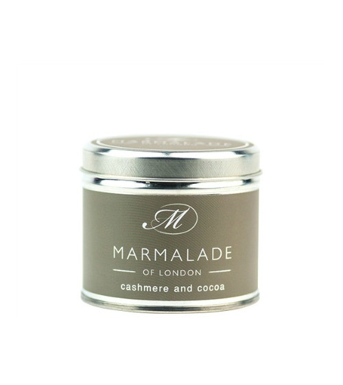 Marmalade of London Cashmere & Cocoa Large Candle