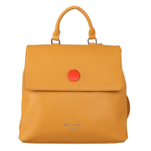 Red Cuckoo Backpack in Yellow