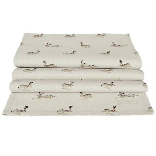 Hare Table Runner by Sophie Allport