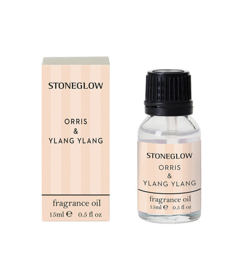 Stoneglow Modern Classics Orris & Ylang Ylang Fragrance Bottle