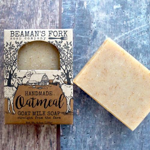 Oatmeal Goat Milk Soap