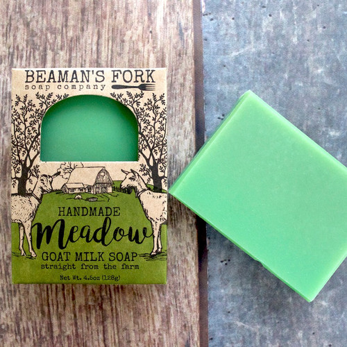 Meadow Goat Milk Soap