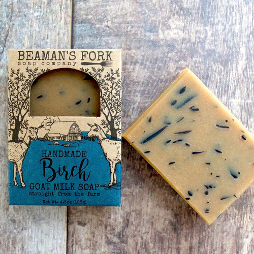 Birch Goat Milk Soap