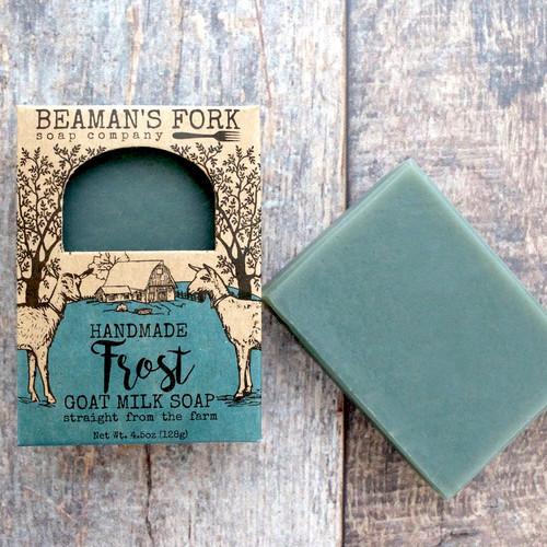 Frost Goat Milk Soap