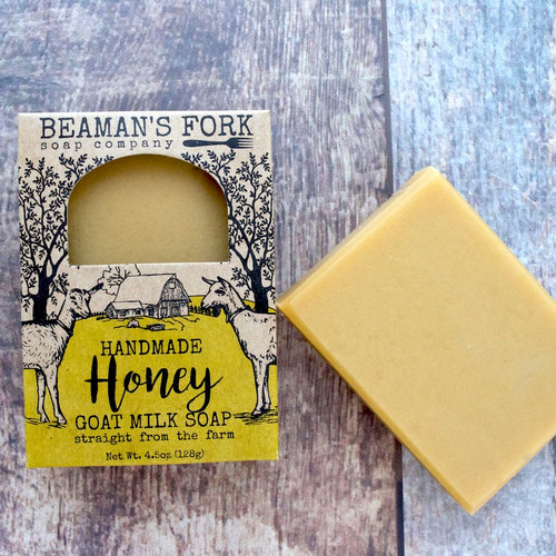 Honey Goat Milk Soap