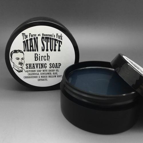 Birch Shaving Soap