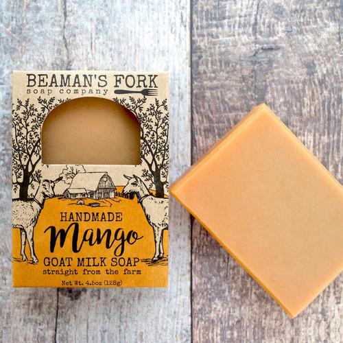 Mango Goat Milk Soap