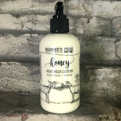 Honey Goat Milk Lotion