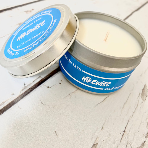 HikeWise Citronella Blend Soy Candle