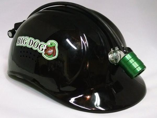 Big Dog Micro Alpha Coon Hunter Cap Light