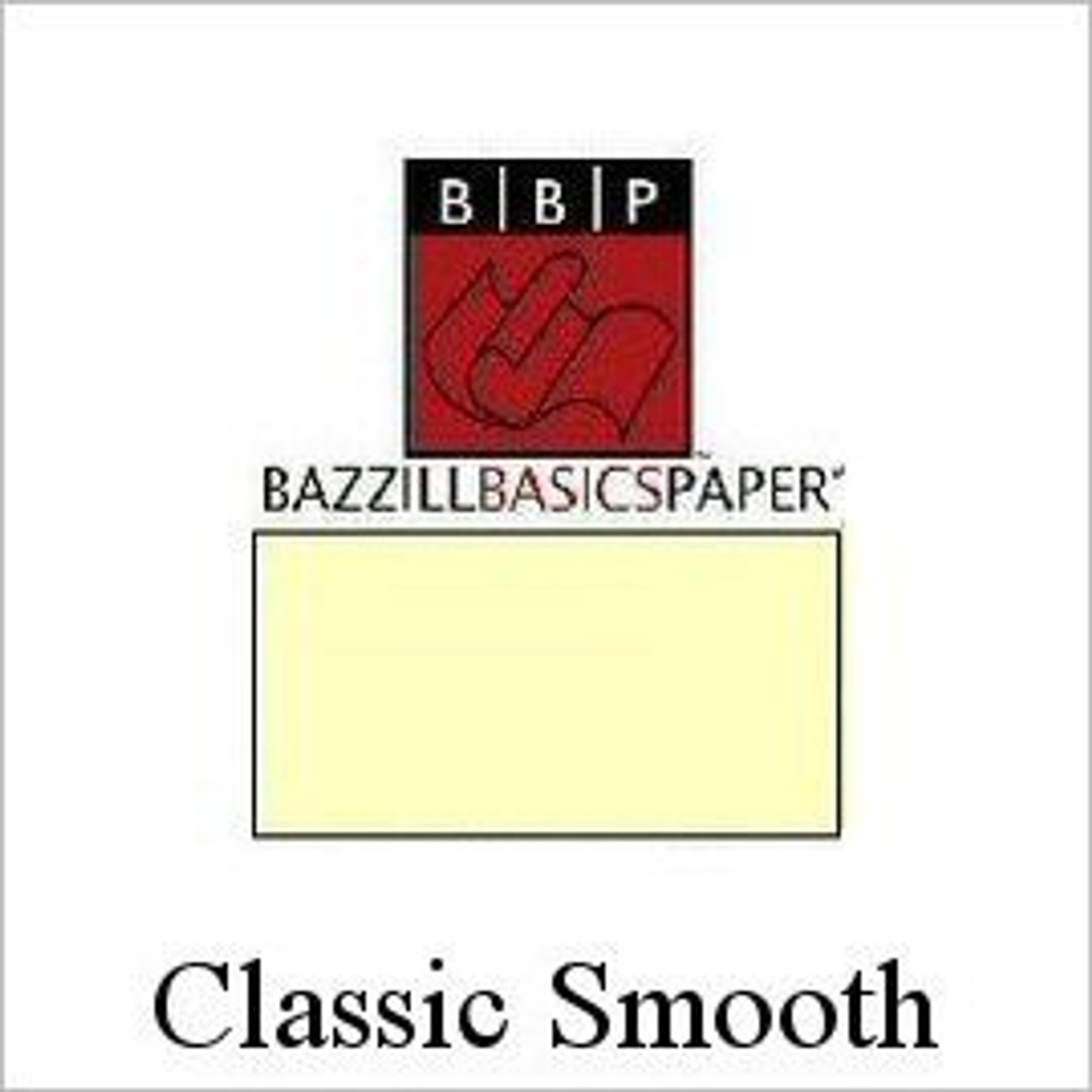 Bazzill SMOOTH Cardstock