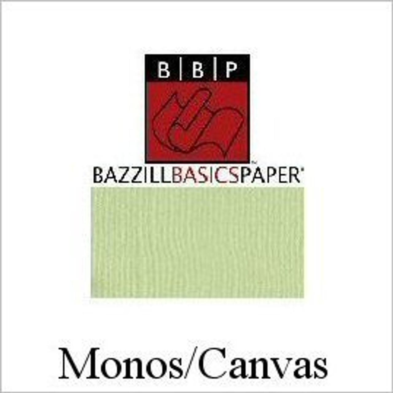 Bazzill CANVAS MONO Cardstock